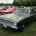 Dodge dart swinger 340 hardtop coupe-1969