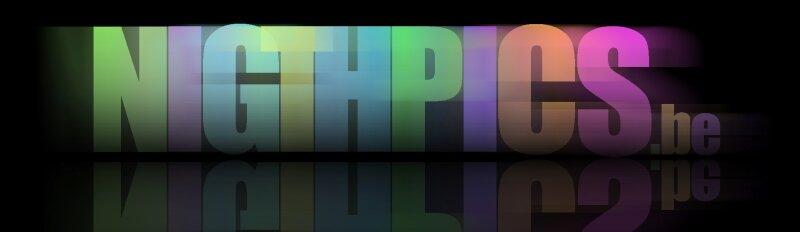 Logo Nightpics projet 2