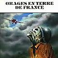 Orages en terre de france - michel pagel