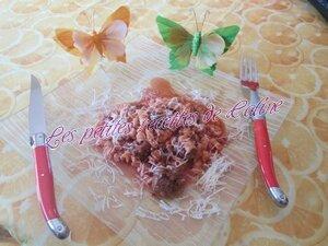 One pot pasta bolognaise27
