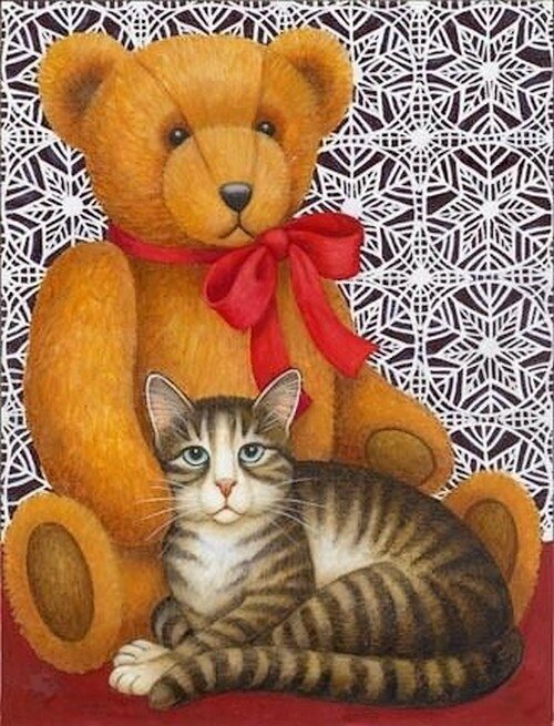 stephanie stouffer bear-and-cat
