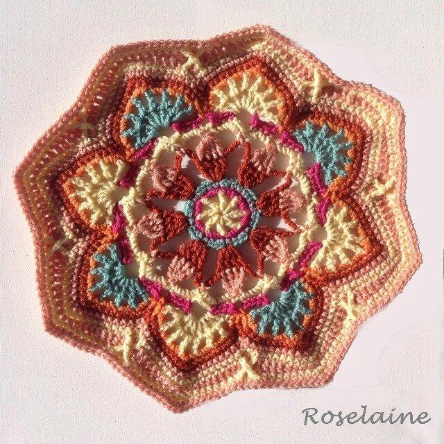 Roselaine Persian Tiles 5