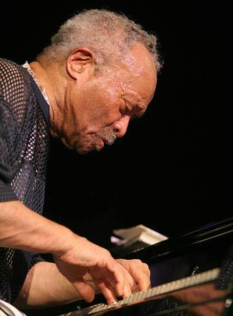 Cecil Taylor - photo Allaboutjazz
