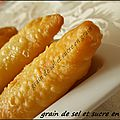 Empanadillas au maïs (mexique)