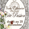 COTE PASSION EPHEMERE