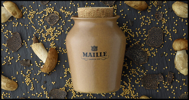 maille moutarde cepes truffe 1