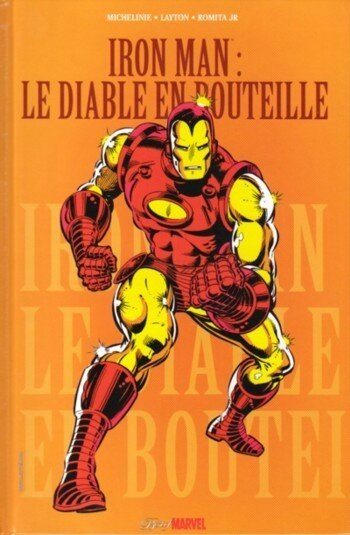 best of marvel iron man le diable en bouteille