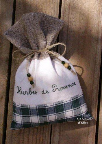 6. Sachet d'herbes de Provence
