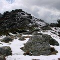 2008 04 14 Al'approche du sommet du Pic du Lizieux tous est blanc
