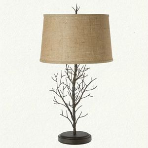 Twig Table Lamp, terrain