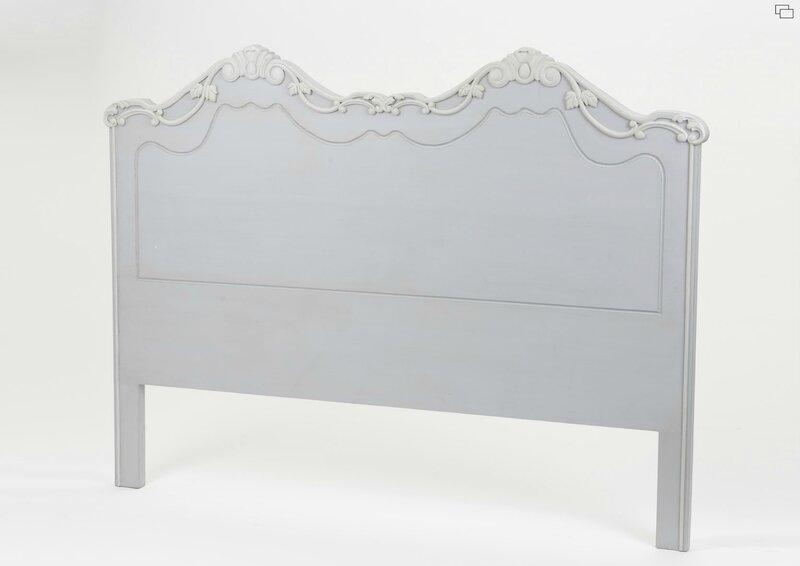T tes de lit 160 cm pour toutes les ambiances de charme meubles et d corati - Tete de lit romantique ...