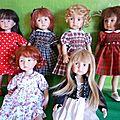 Il était une fois...6 petites boneka