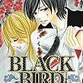 Black bird (tome 1) de kanoko sakurakouji