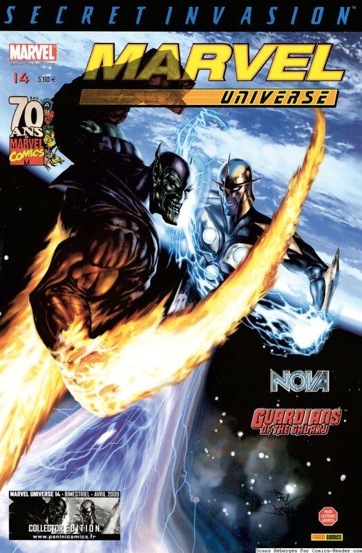 marvel universe 14