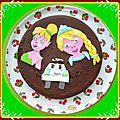 Gâteau pour enfants sages