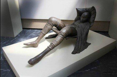 Cornelis Zitman _sculptures_artodyssey (25)