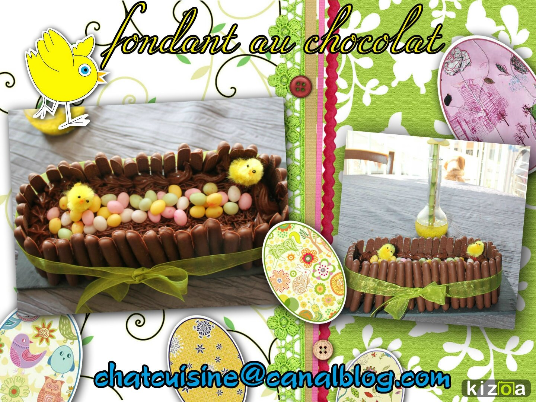 Gateaux de paques au thermomix - Gateau au chocolat thermomix tm5 ...