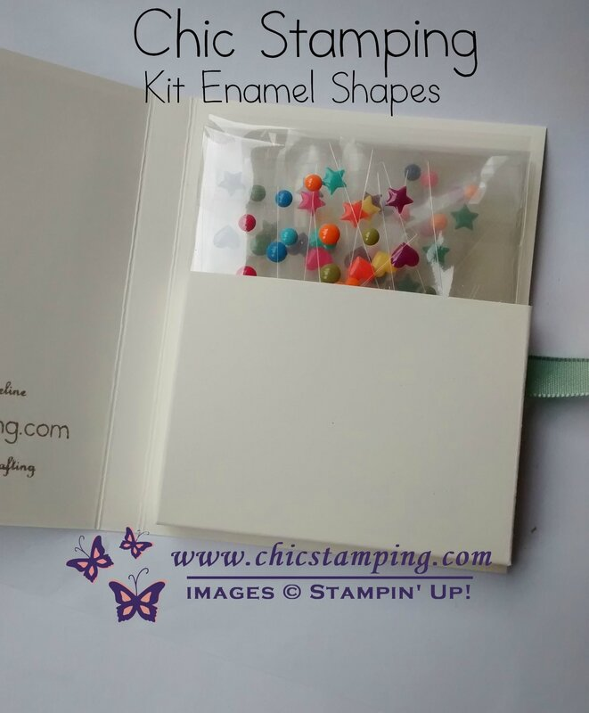 Kit enamel shapes 2