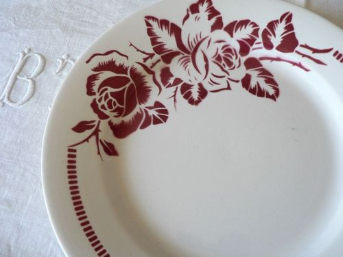 Assiette plate Atlantic 23 cm