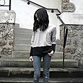 Project sew it #1 : sweater - onagre et amour