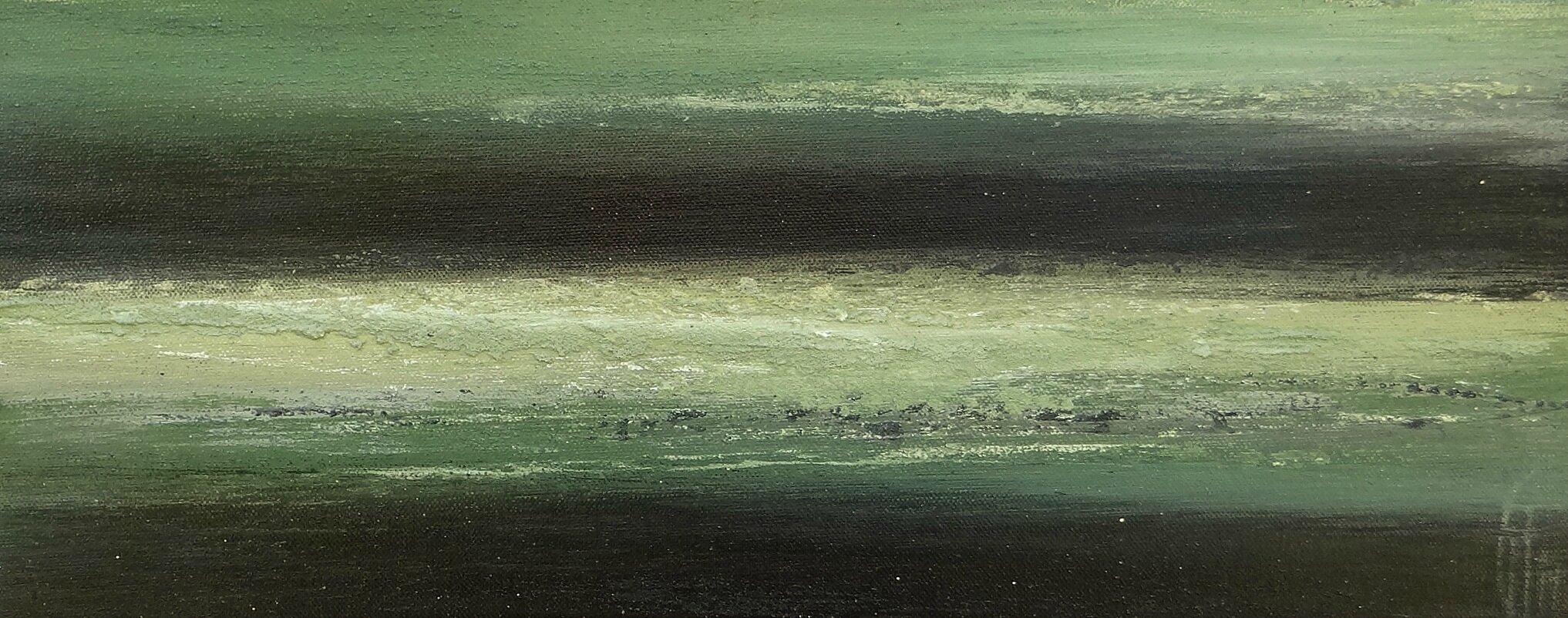 Light shadows - acrylique sur toile