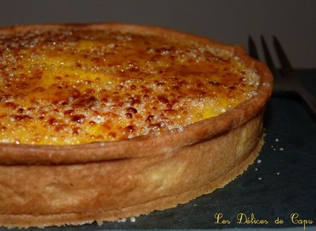 La tarte à l'orange de Veb1