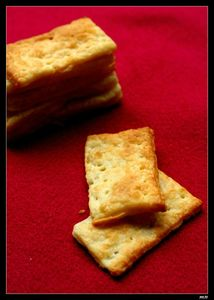 Crackers fromage