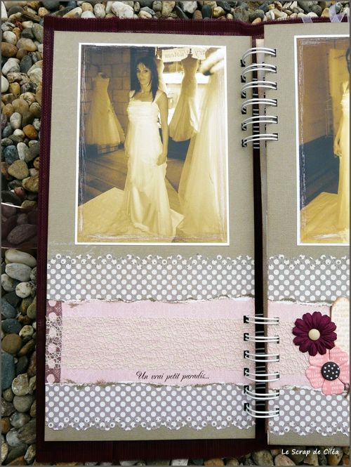 Mini robe de marié 11