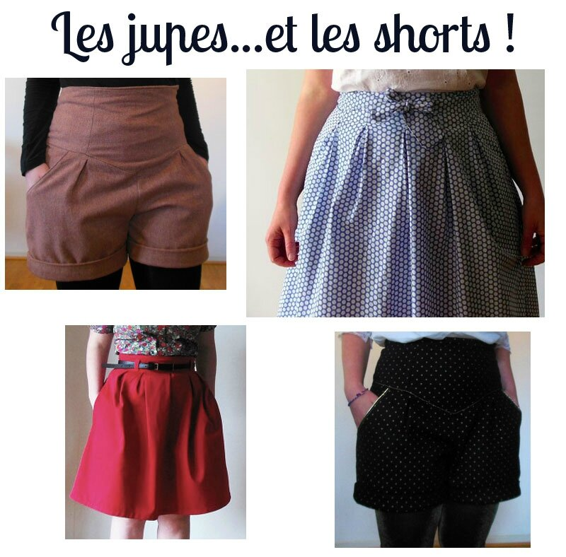 jupes-et-shorts