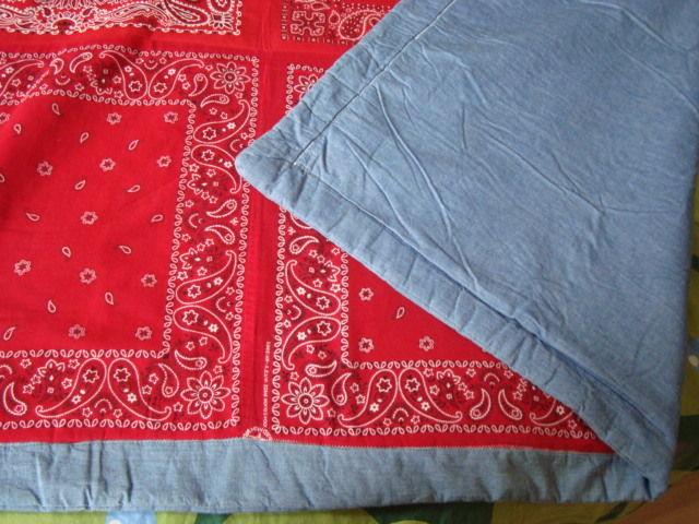 dessus de lit pour petit cow boy ad le la rondelle de fil en aiguille. Black Bedroom Furniture Sets. Home Design Ideas