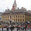Manif Lille Grand Place