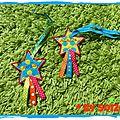 Etoile décorative porte nom (8 euros)
