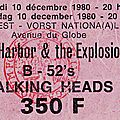 1980-12-10 Talking Heads-B52's-Pearl Harbor & The Explosion