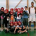Stage de Boxe en centre de loisirs