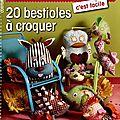 Vu! 20 bestioles à croquer [magazine]