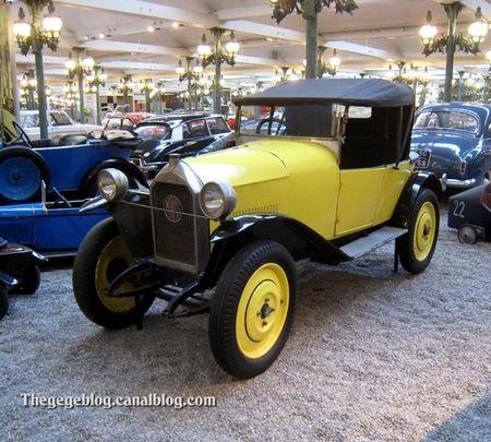 Mathis type P torpedo de 1924 (Cité de l'Automobile Collection Schlumpf à Mulhouse) 01