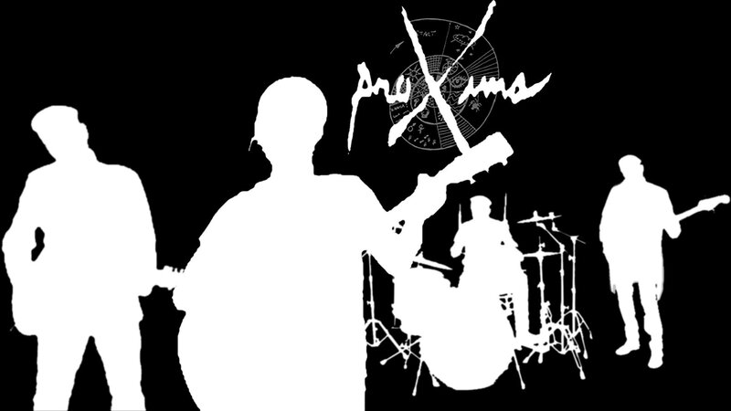 Rock Band Silhouette Proxima silhouette 02 Rock Band Silhouette