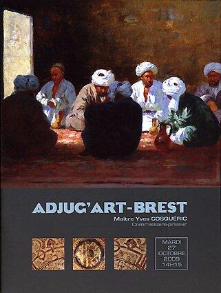 Adjug'art - 27/10/2009