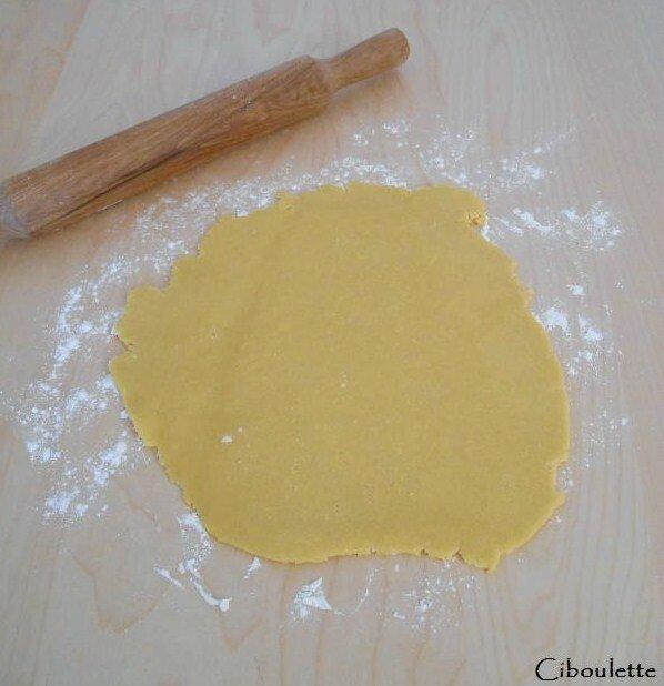 Pâte à sablé breton 2