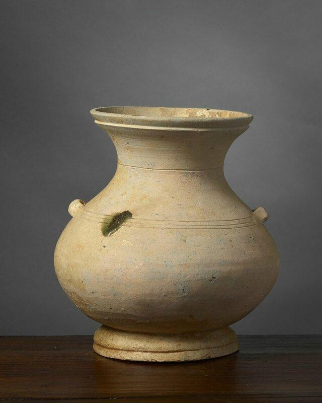 Vase Hu, Vietnam, Période Hán-Việt, 1er-3e siècle