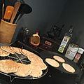 Pancakes vegan moelleux...