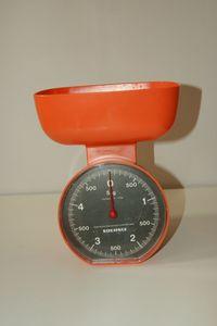 balance Soehnle orange