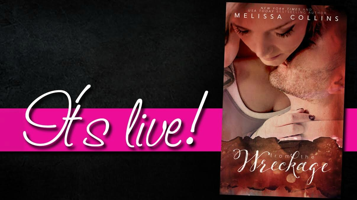 ** Release Blitz** The Wreckage by Melissa Collins
