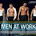 Joe manganiello - magic mike, nouvelles photos promo !