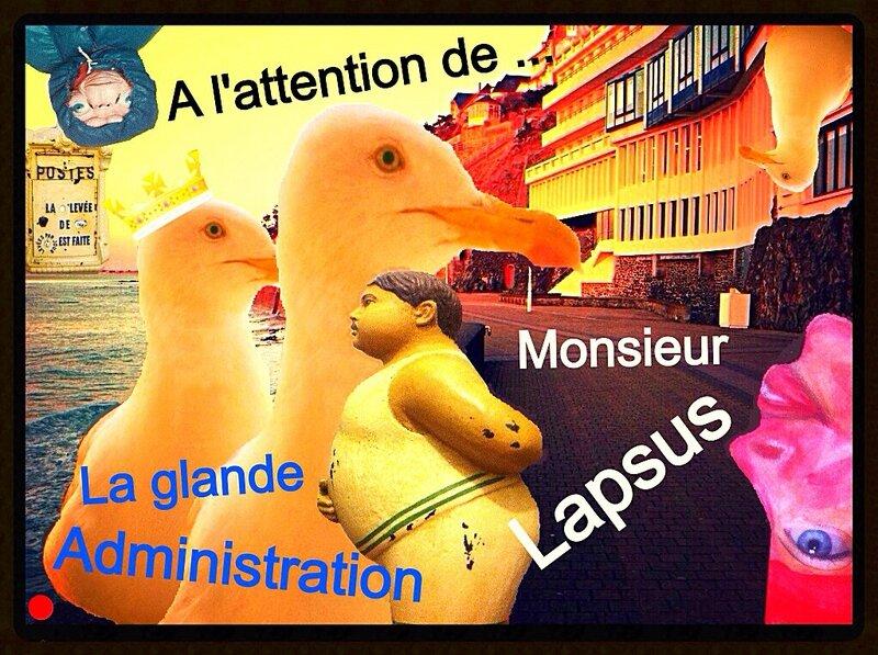 La glande Administration !