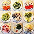 Mi xao tom (nouilles sautées aux crevettes - vietnam)