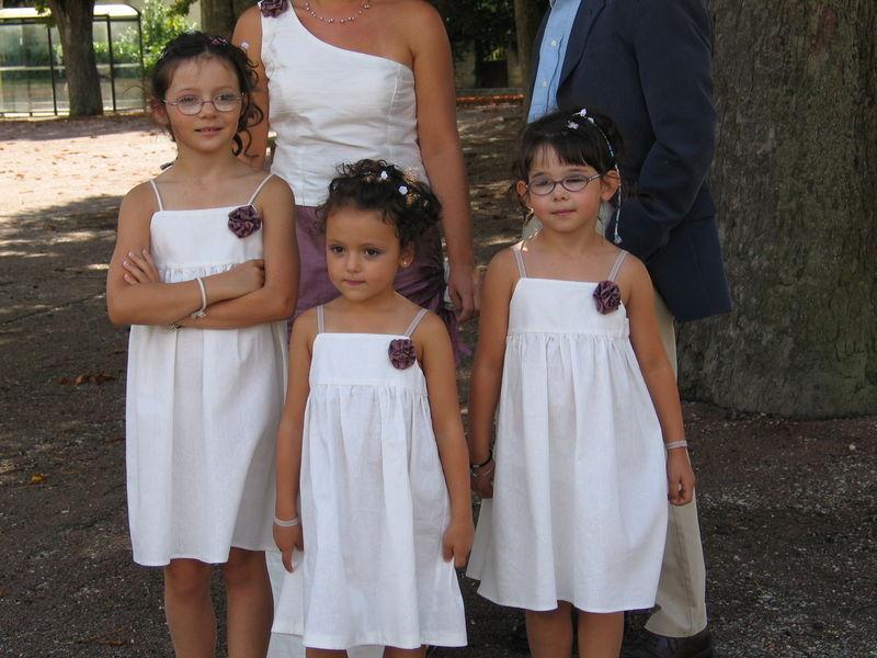 robe à bretelles intemporels enfants