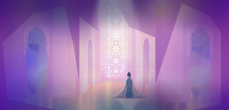 La Reine des Neiges - Julia Kalantarova 02