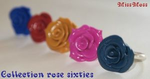 Collection rose sixties