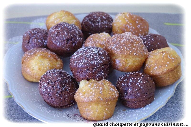 muffins gâteau yaourt citron et chocolat-7592
